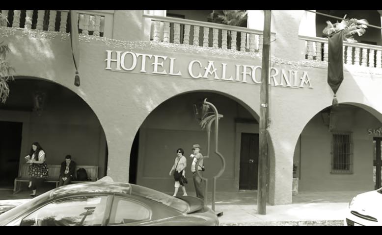 """DOBRODOŠLI U HOTEL """"KALIFORIJA"""""""