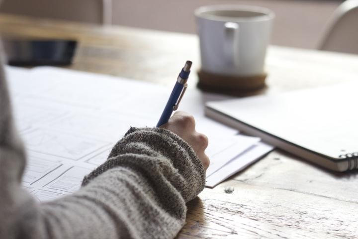 O pisanju