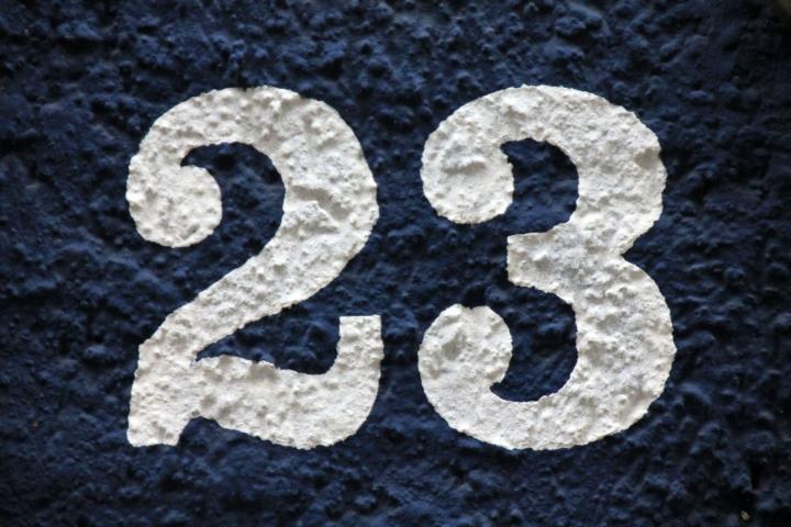 23 – MAGIČAN BROJ