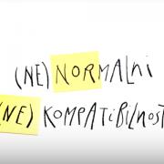 """RECENZIJA ALBUMA """"NEKOMPATIBILNOSTI"""" GRUPE """"(NE)NORMALNI"""