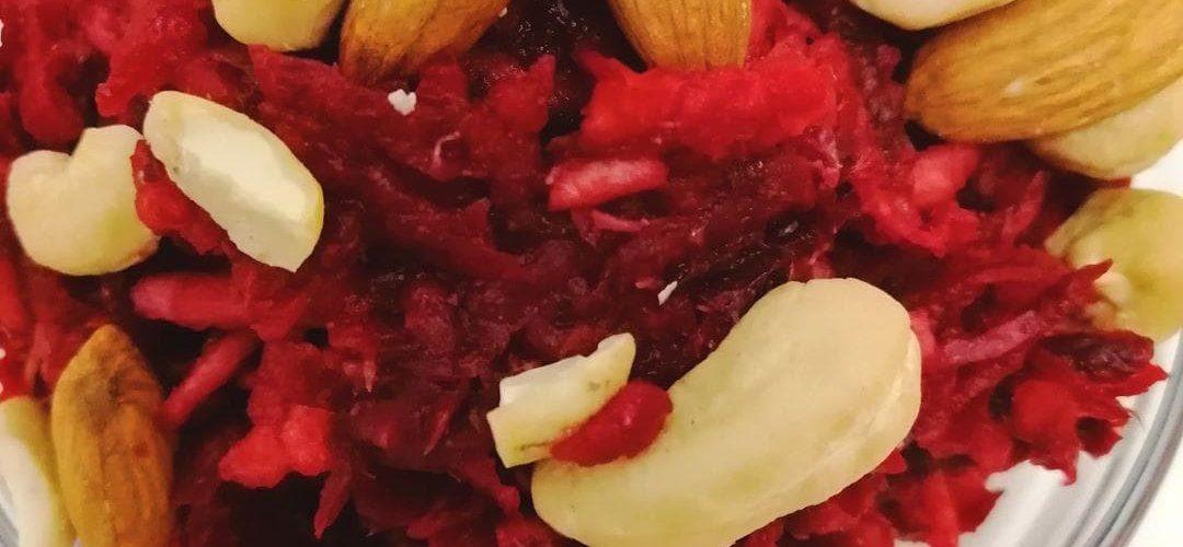 Recept za brzu, osvežavajuću sirovu salatu
