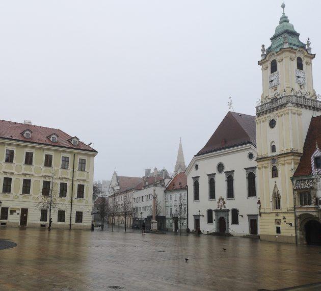 Šta možete da vidite u Bratislavi, ako imate samo jedan dan?