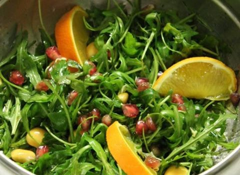 Vitaminska, grenadin salata