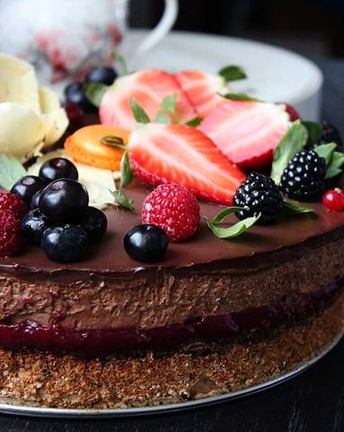 "Savršena nedeljna poslastica: ""Francuski royal – trianon kolač"""