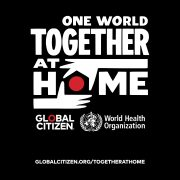 ONE WORLD: TOGETHER AT HOME EMITUJE SE NA KANALU E!