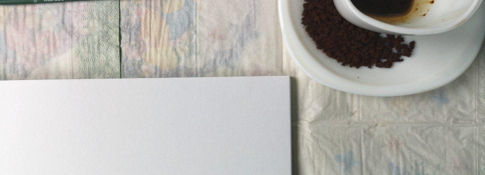Uz ispijanje kafe – crtanje kafom – kao hobi