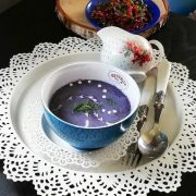 Odlično za vrele dane: Ljubičasta potaž supa