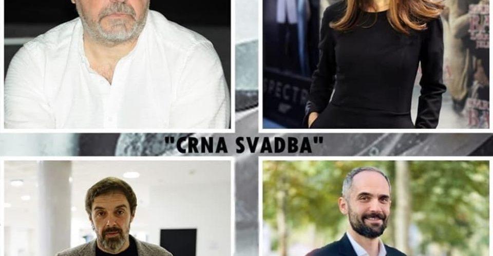 """Prva srpska horor serija """"Crna svadba"""""""