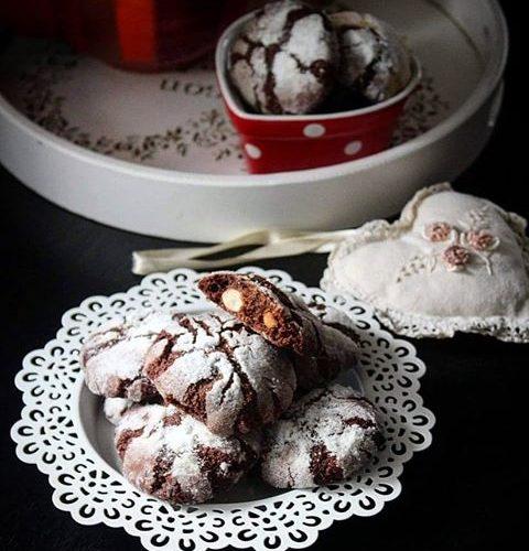 Raspucanci od čokolade