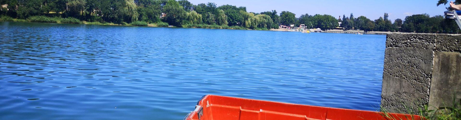 Belocrkvanska jezera kao more
