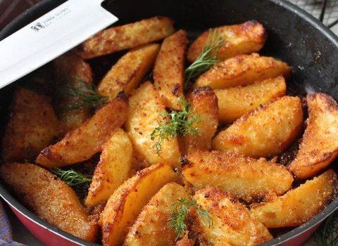 Savršen nedeljni ručak – Hrskavi krompir iz rerne