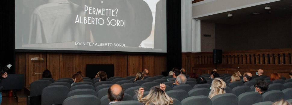 Otvoren Festival italijansko-srpskog filma