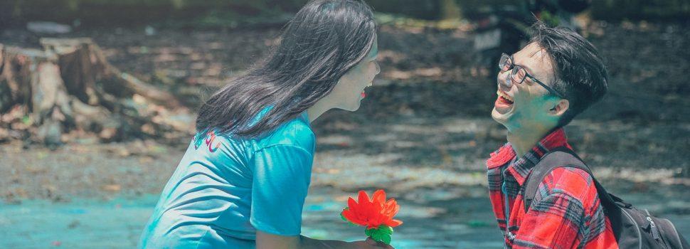 Davanje je bliže srcu primanje je bliže umu