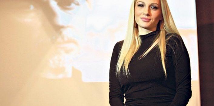 Branka Bešević Gajić, nagrađivani filmski reditelj, kao podrška Mileni Radulović