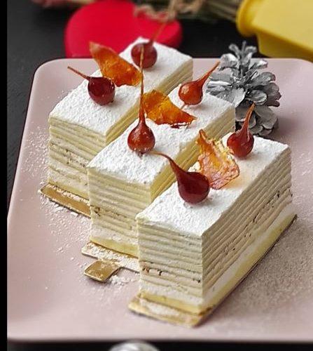 Bela noisettes ( nuazet ) torta