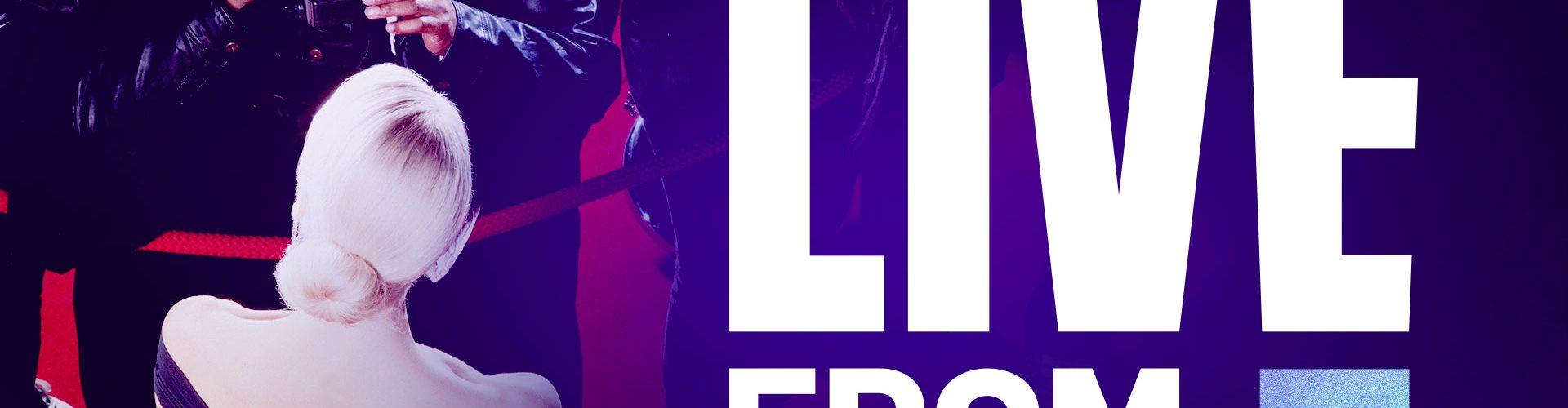 E! LIVE FROM THE RED CARPET  SA DODELE ZLATNIH GLOBUSA  UŽIVO 28. FEBRUARA