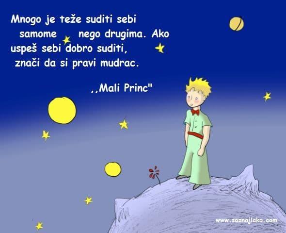 """Čitamo: """"Mali Princ"""""""