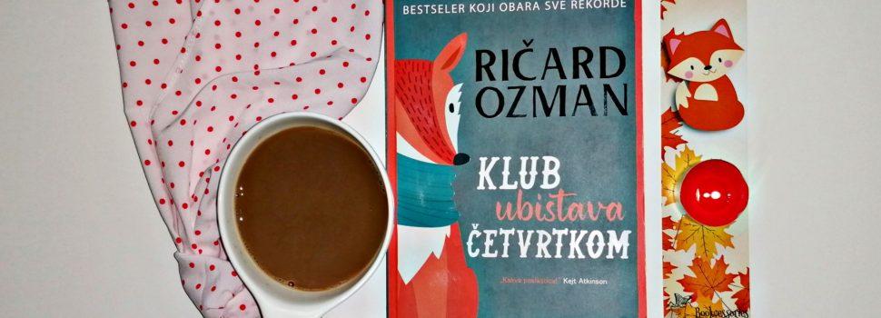 """Čitamo: """"Klub ubistava četvrtkom"""" – Ričard Ozman"""