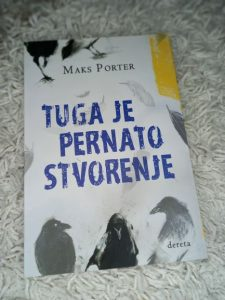 knjiga, tuga je pernato stvorenje