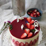 Ukusno: Francuska torta od jagoda