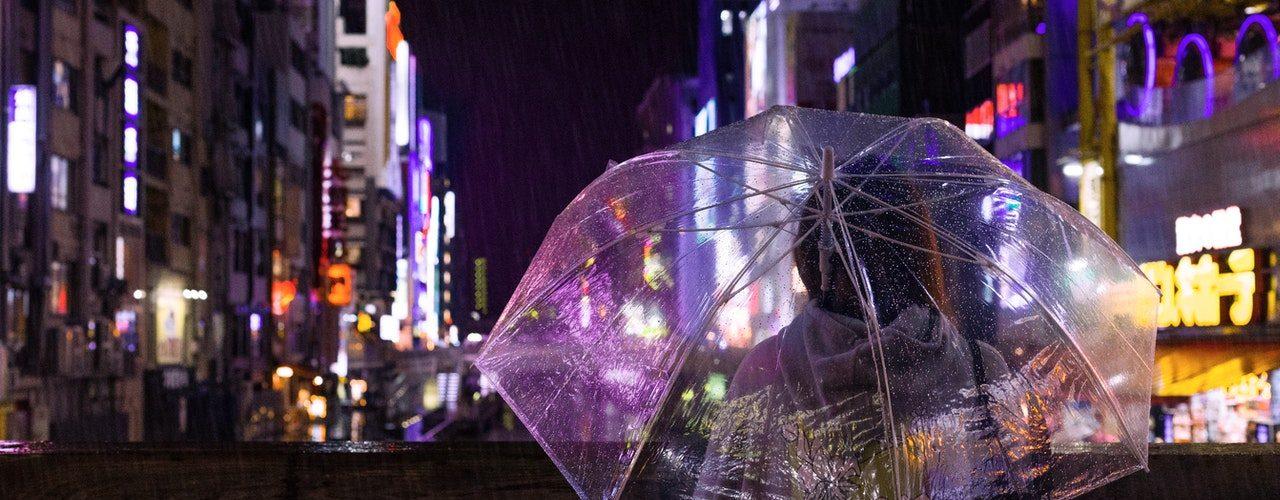 Kiša kao dobar motiv za produktivnost
