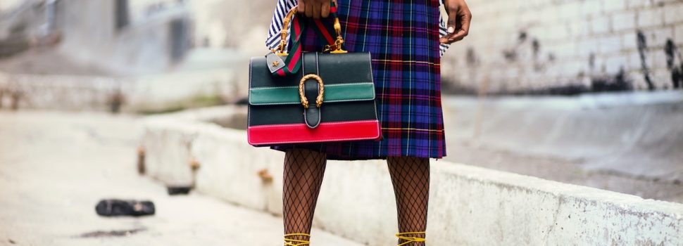 Karirana moda