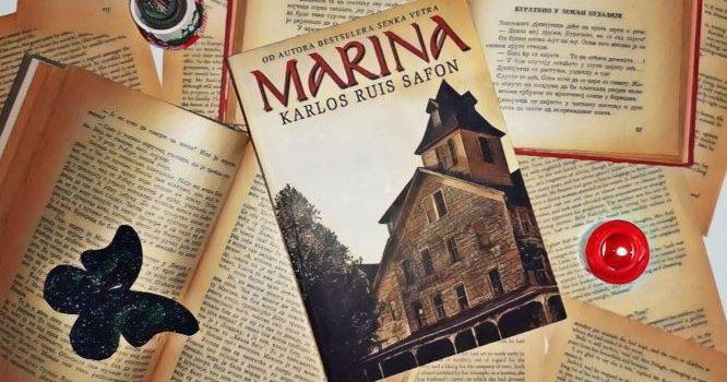 "Čitamo: ""Marina"" – Karlos Ruiz Safon"