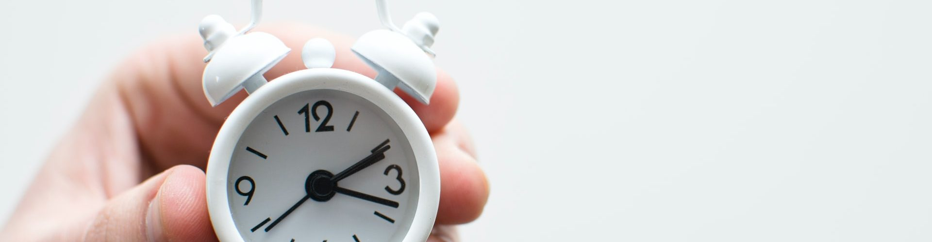Ako želiš, imaš vremena…
