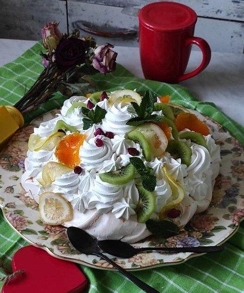 Da se zasladimo: Pavlova torta
