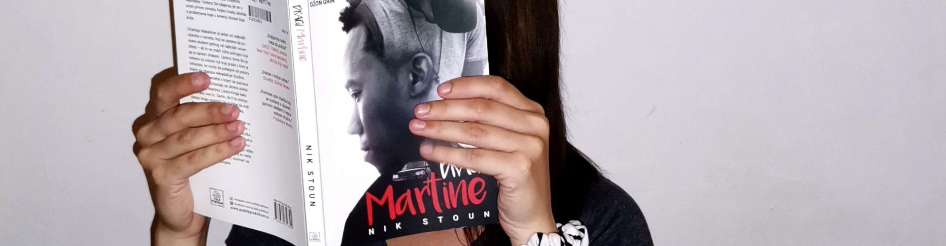 """Čitamo: """"Dragi Martine"""""""