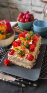 Francuska sendvič torta
