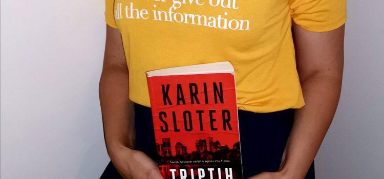 """Čitamo: """"Triptih"""" – Karin Sloter"""