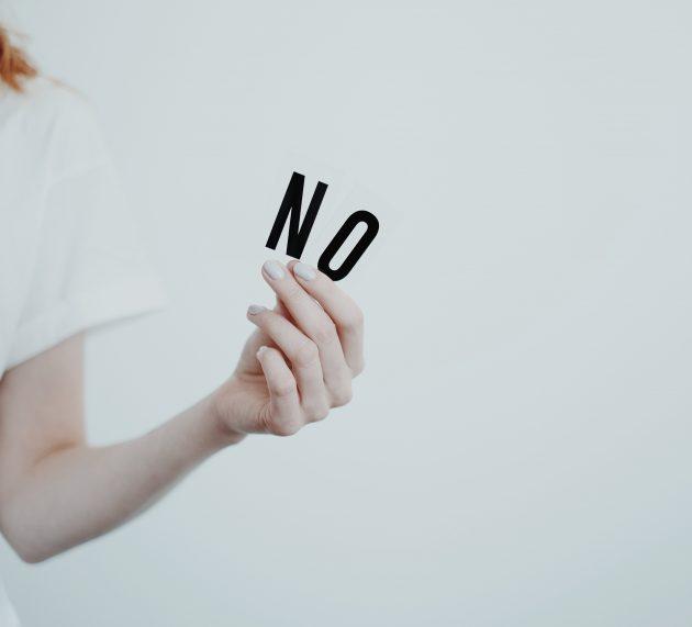 Ovladaj veštinom da kažeš NE!