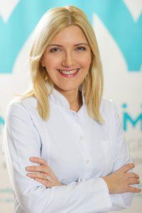 Mr. sci med. Milica Janićijević