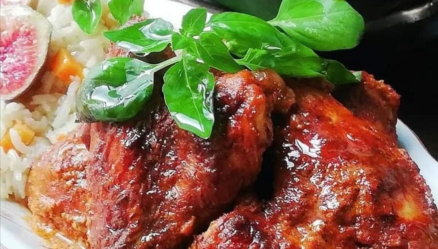 Kuvamo za vas: Tandoori piletina