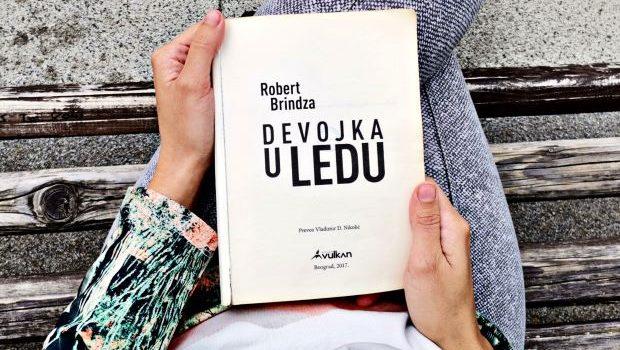 """Čitamo: """"Devojka u ledu"""" – Robert Brindža"""